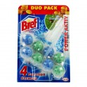 BREF 2x50g Power active zawieszki do muszli WC Duo Pack